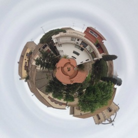 Fotografia digital - Little planet