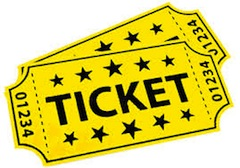 tickets-CLIPART